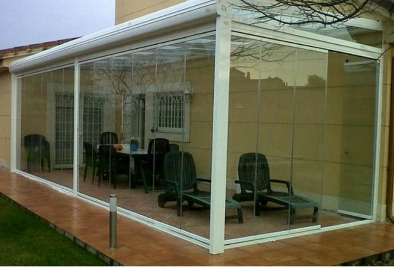 Cerramiento vidrios y mamparas en madrid fabricante oficial for Cortinas para cristales