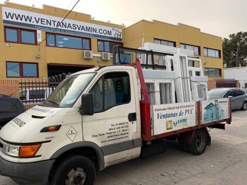 Ventanas PVC sin Obras en Madrid