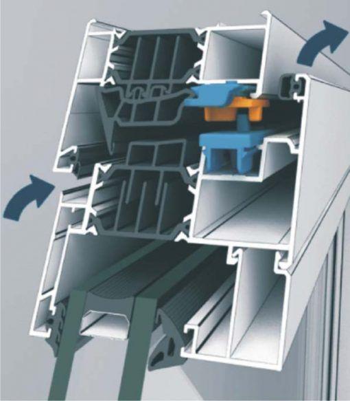 Imagen perfil ventana Microventilación Cortizo