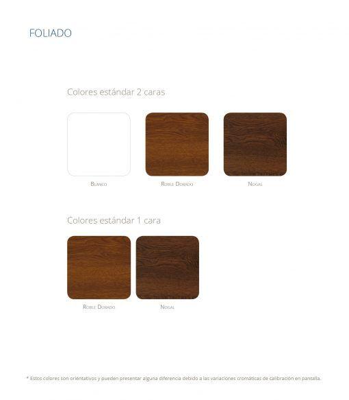 Amplia gama de colores » Imitación madera » Colores