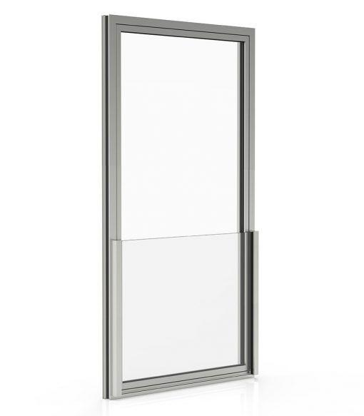 Imagen de una Barandilla Superpuesta de Aluminios Cortizo