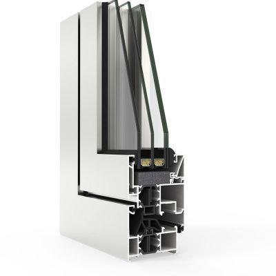 Imagen de Ventana de Aluminio con Sistema COR 60 CC16 RPT