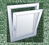 conf ventana abatible horizontal