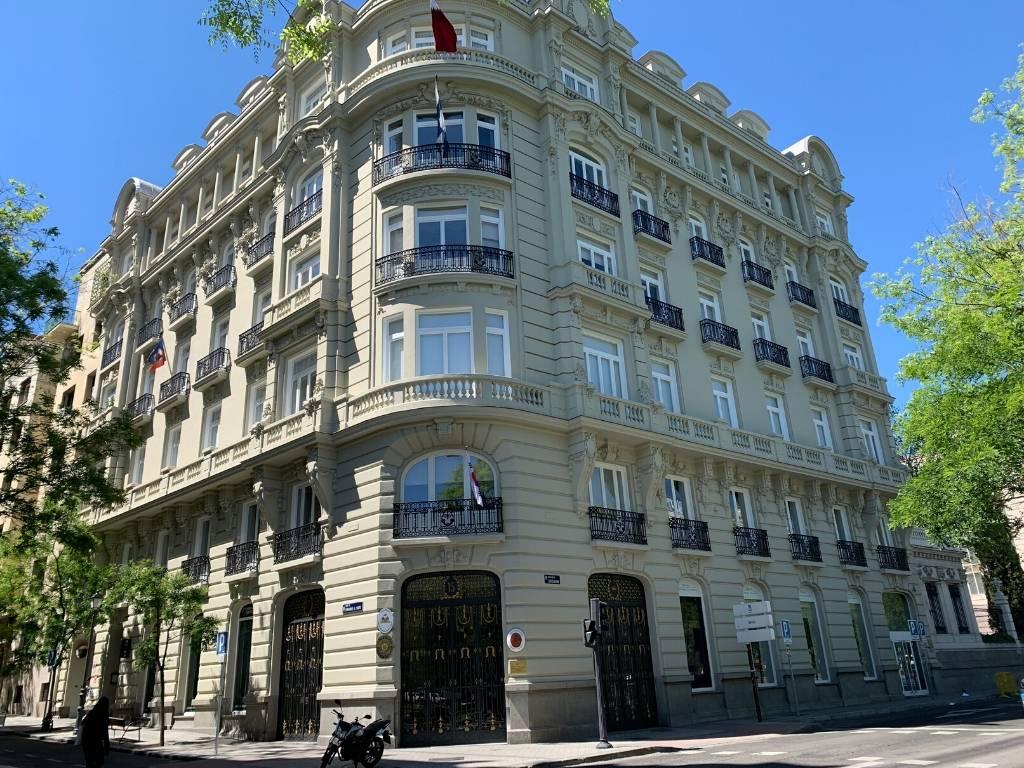 Ventanas a Medida Paseo de la Castellana Madrid