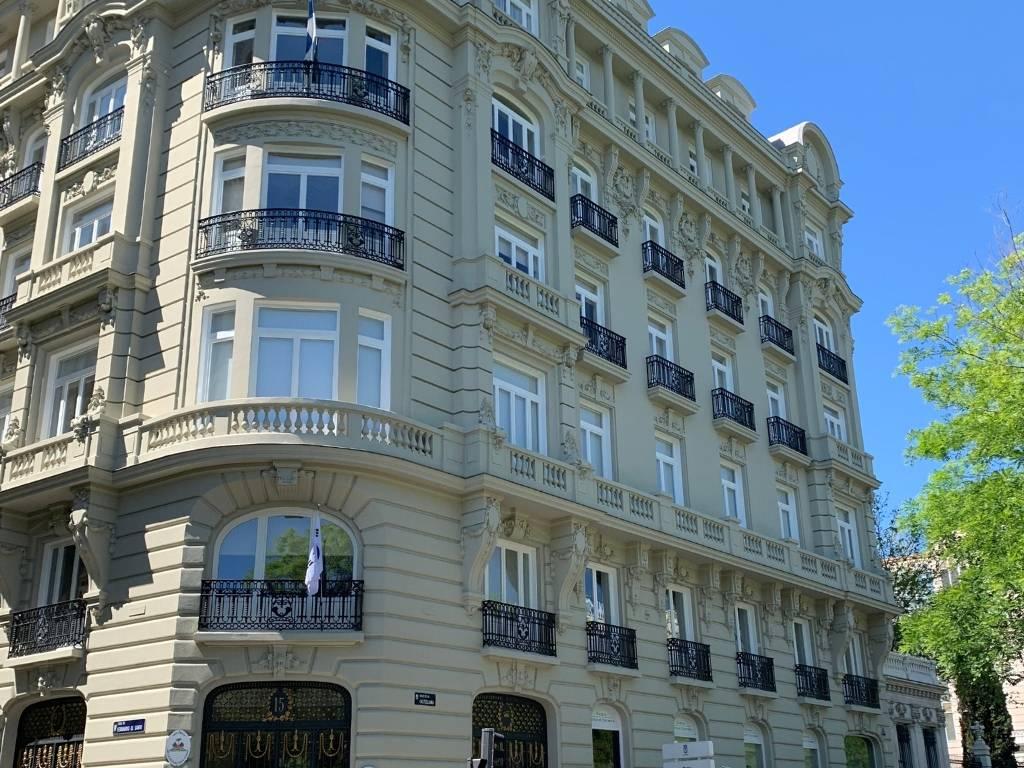 Ventanas a Medida Paseo de la Castellana Madrid5