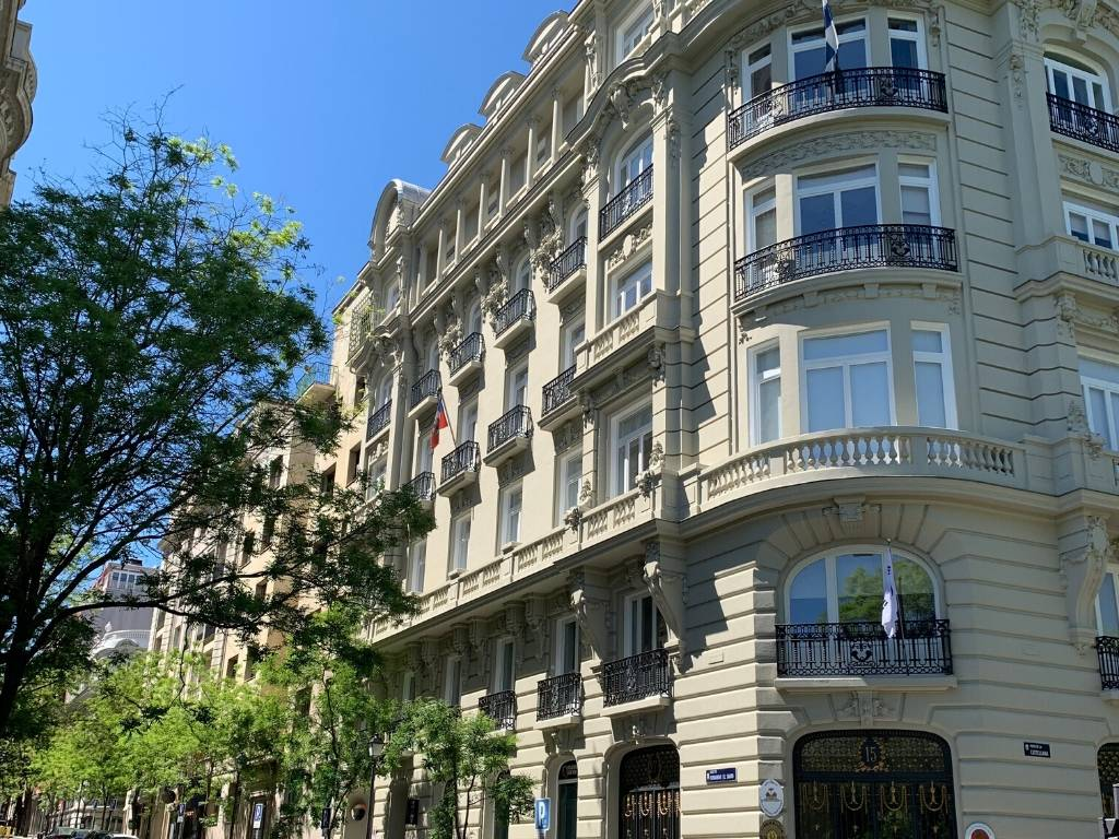 Ventanas a Medida Paseo de la Castellana Madrid6
