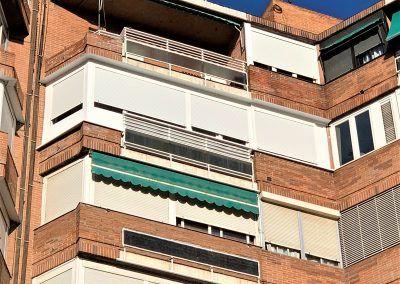 Cerramiento Terraza en Madrid