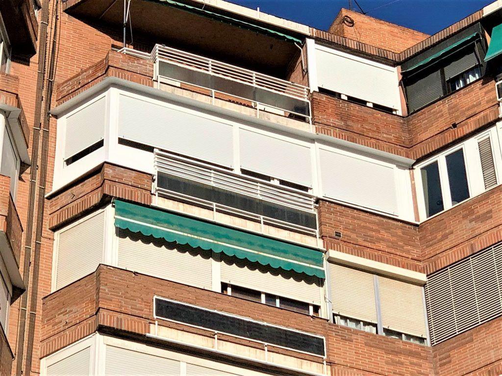 Cerramiento Terraza en Madrid 5